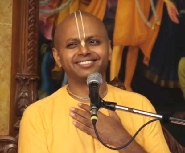 Why you never have to worry in life again by Gaur Gopal das